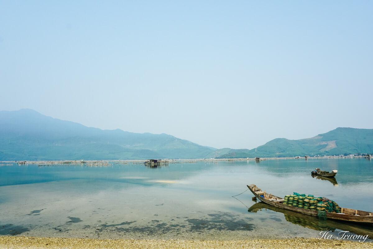 Lap An Lagoon Hue Vietnam