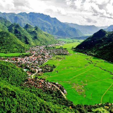 Hanoi to Mai Chau Vietnam