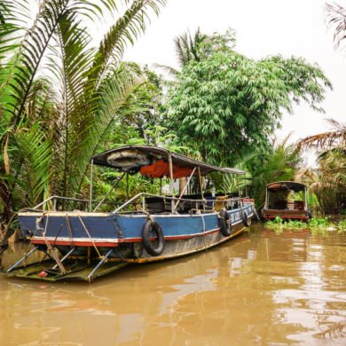 My Tho boat tour Mekong Delta Vietnam