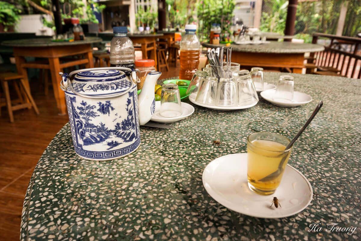 My Tho Vietnam honey tea