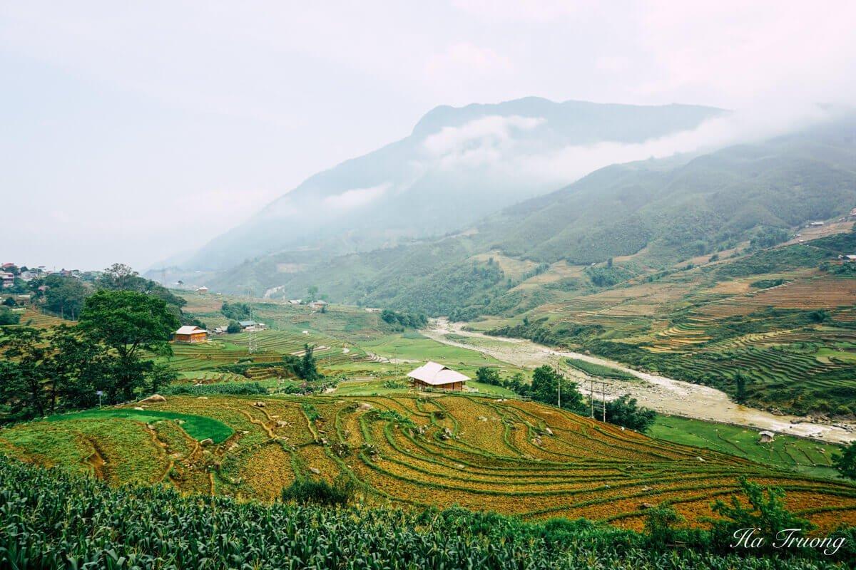 Sapa Vietnam view