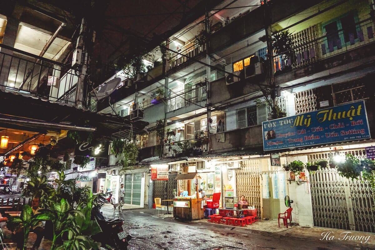 Nguyen Thien Thuat Apartment Saigon Vietnam