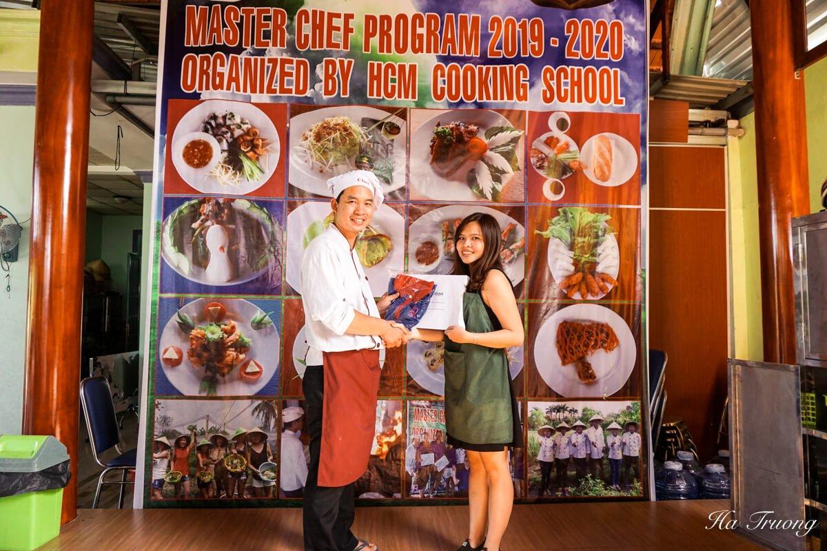 Ho Chi Minh Cooking class Vietnam