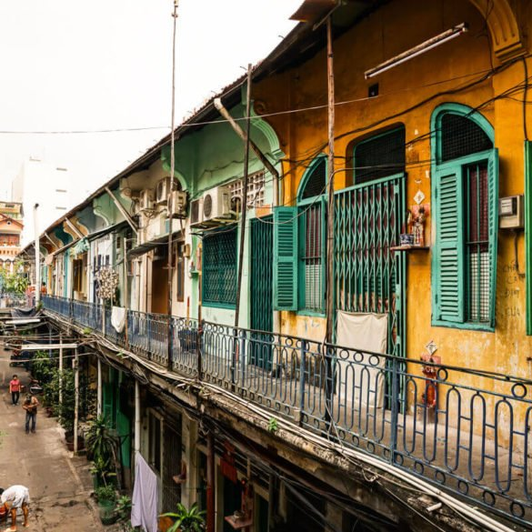 best places to visit in Ho Chi Minh Saigon Vietnam