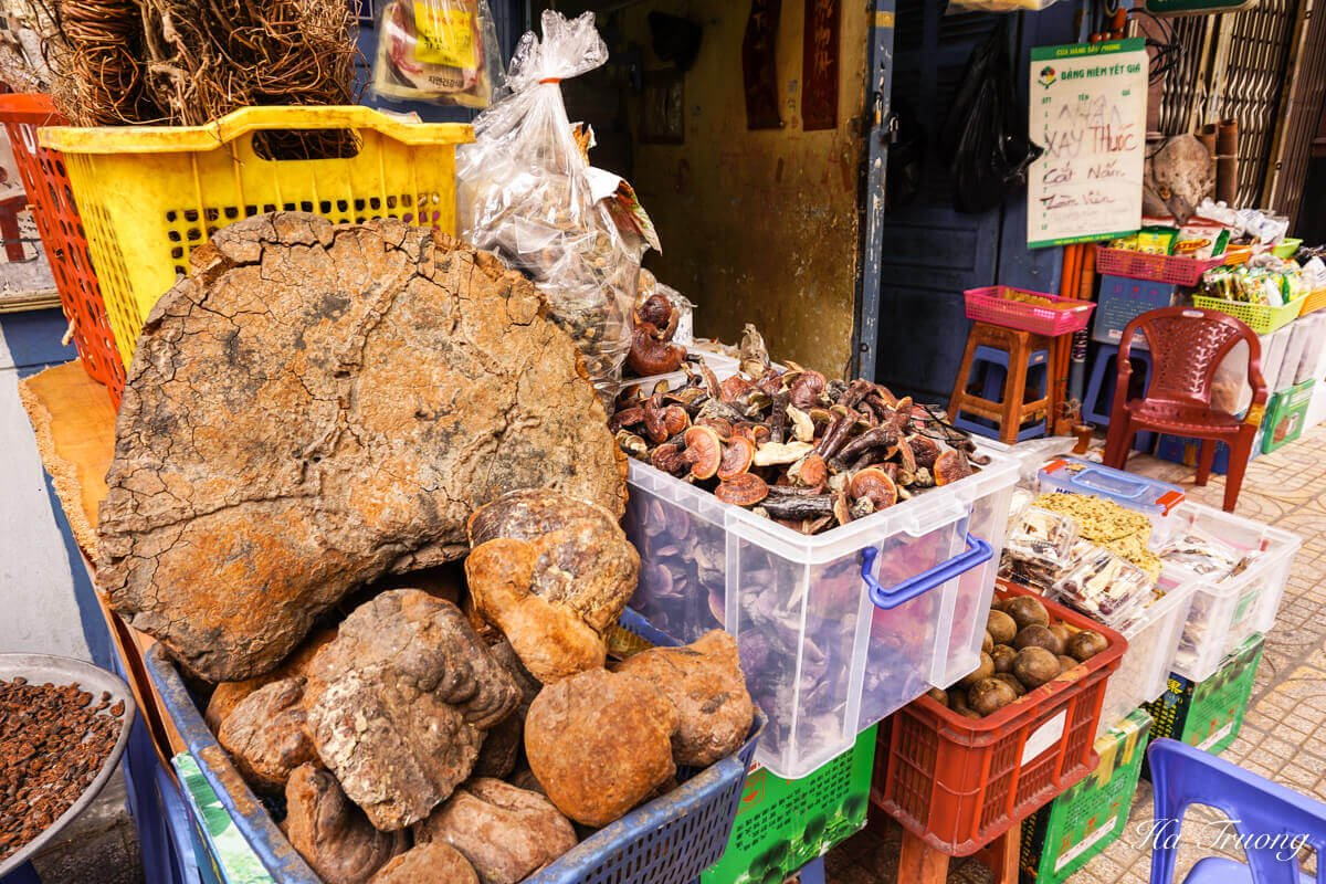 China Town Saigon Vietnam