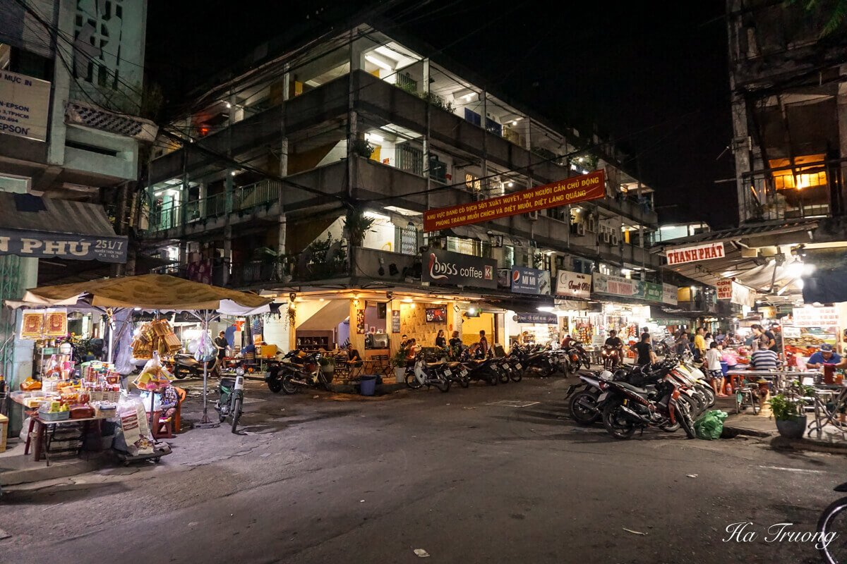 Nguyen Thien Thuat apartment