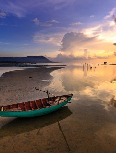 Ha Tien to Phu Quoc Vietnam by ferry