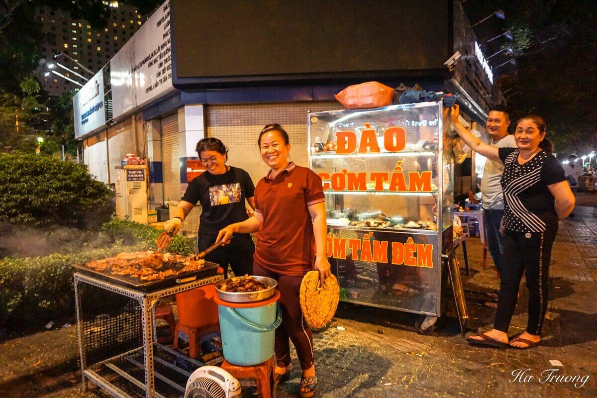 Scooter Saigon Tour Vietnam