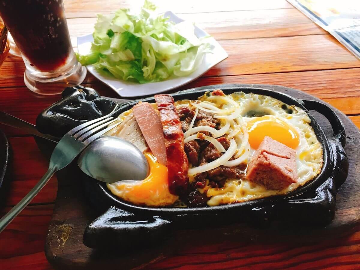 Bo Ne Vietnamese food