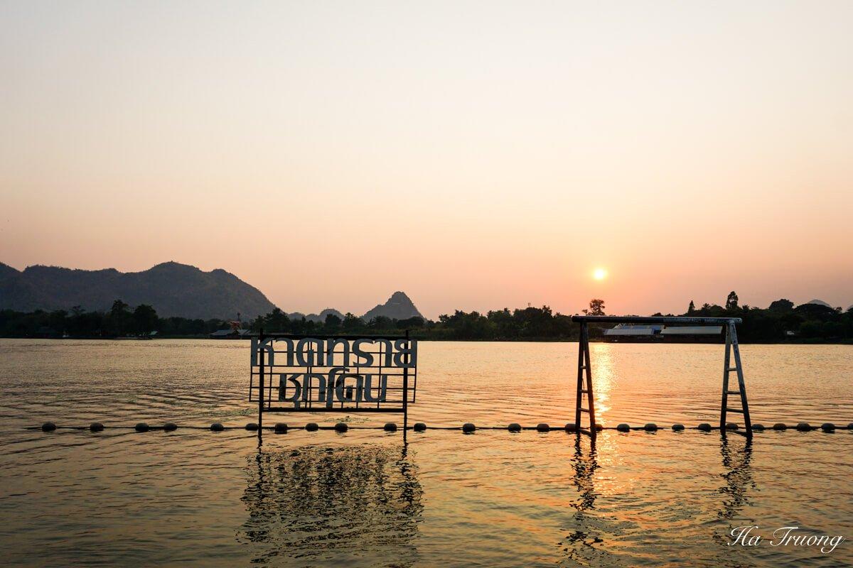Chuk Don beach Thailand