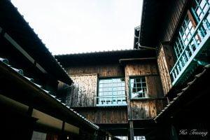 Dejima Japan house