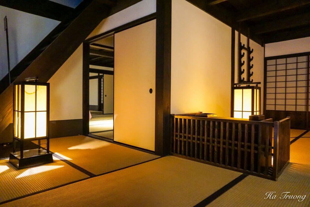 Dejima Japan room