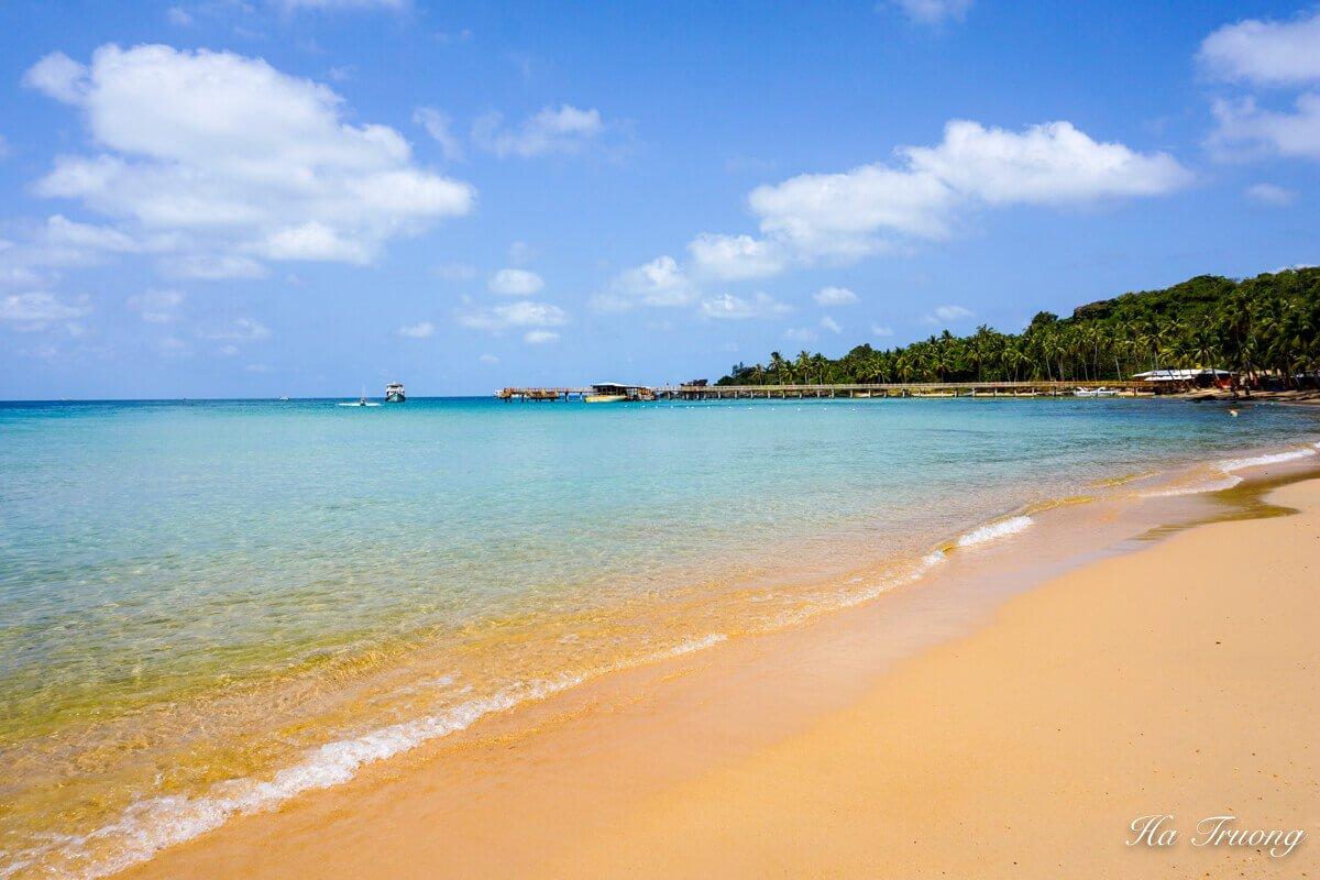 Hon Thom island Phu Quoc Vietnam