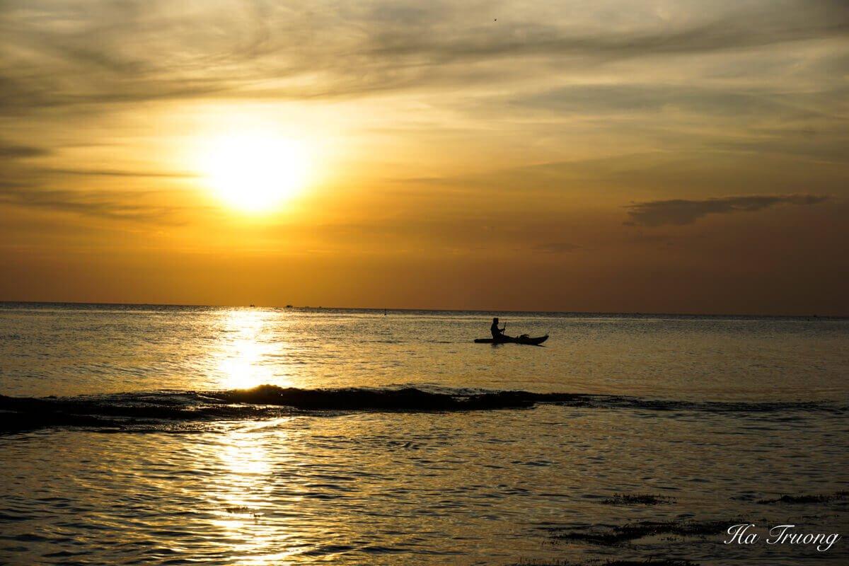 Kayaking Phu Quoc Vietnam