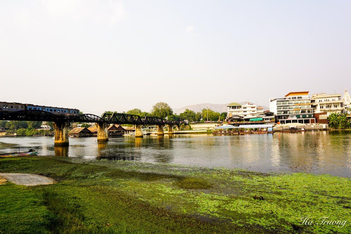 Kwai River Kanchanaburi Thailand