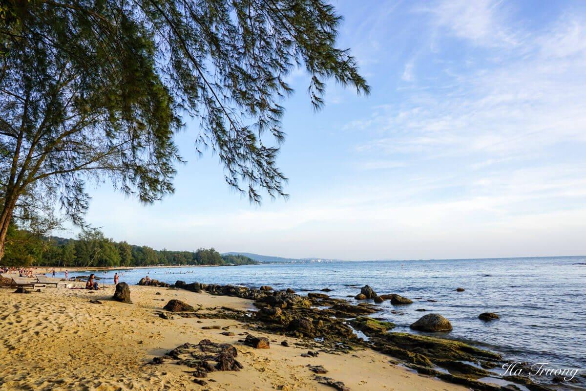 Ong lang beach Phu Quoc Vietnam