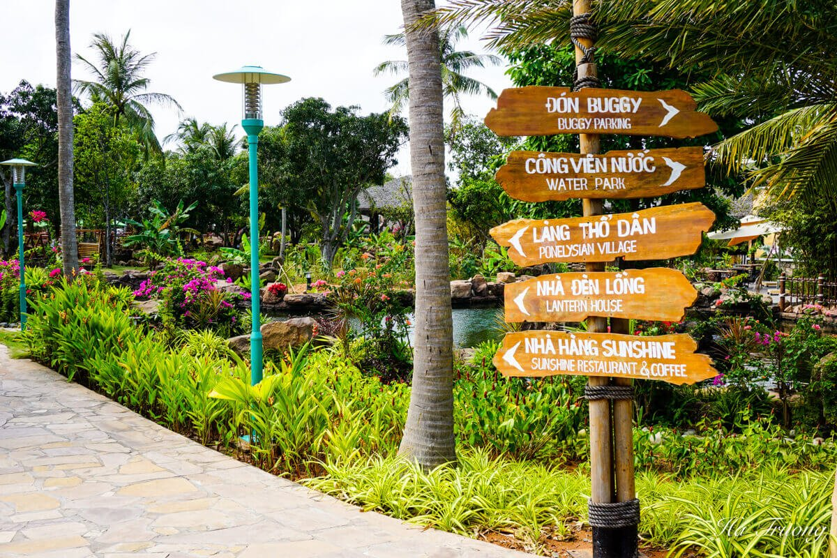 Pineapple island Vietnam