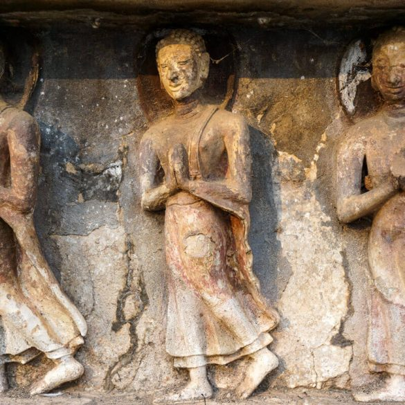 Sukhothai or Ayutthaya Thailand