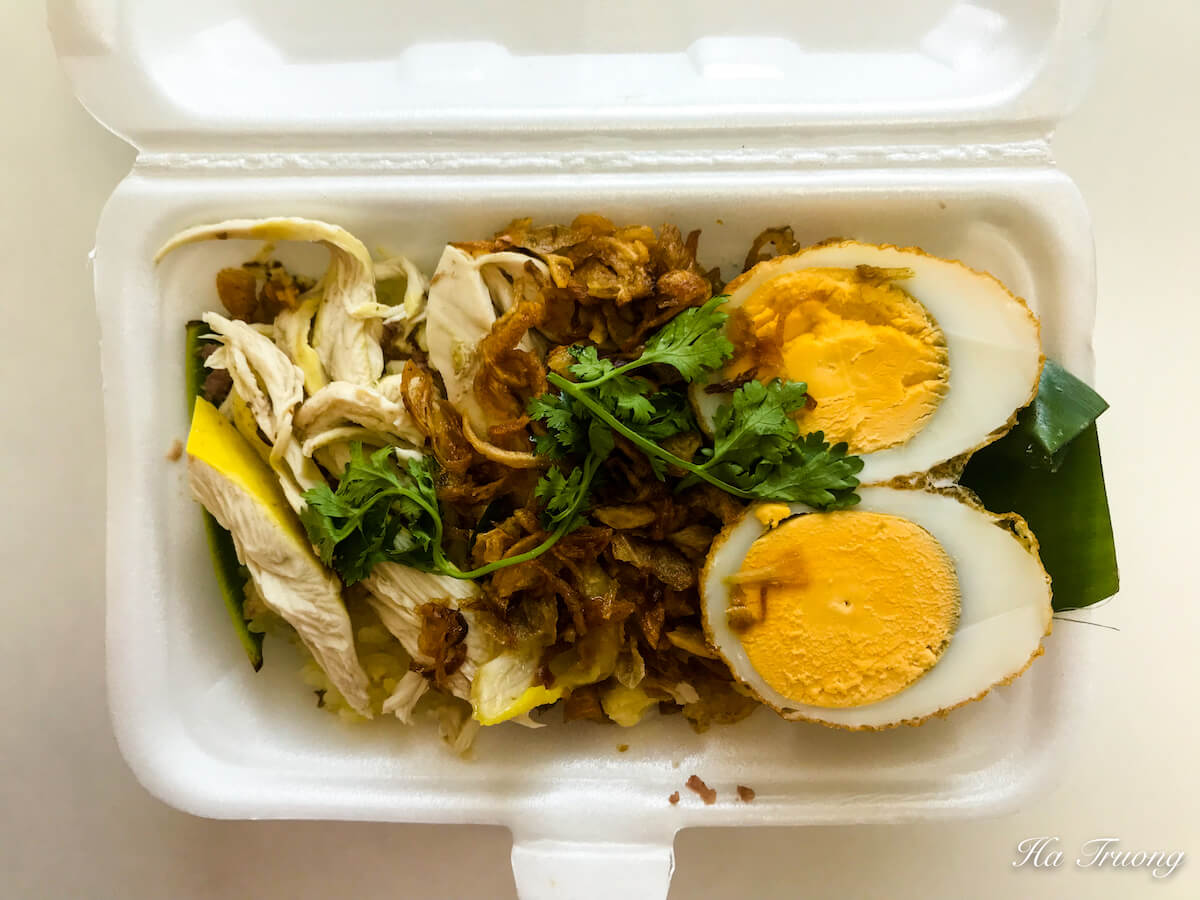 chicken sticky rice