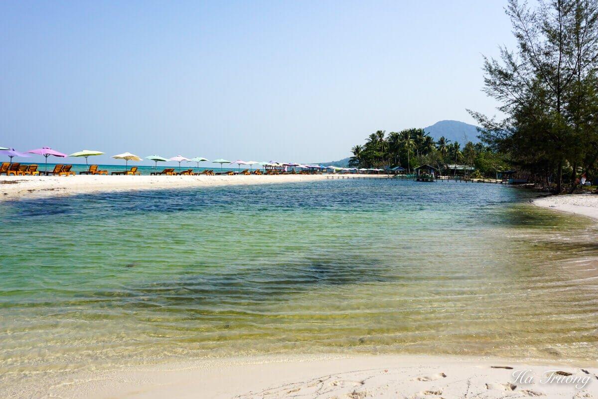 Phu Quoc beach Vietnam