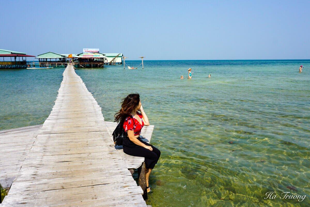 starfish beach Phu Quoc Vietnam