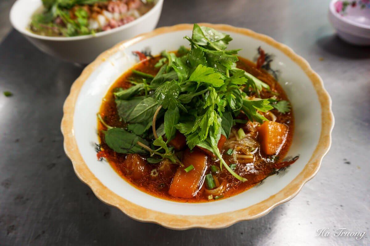 Bo kho Vietnamese food