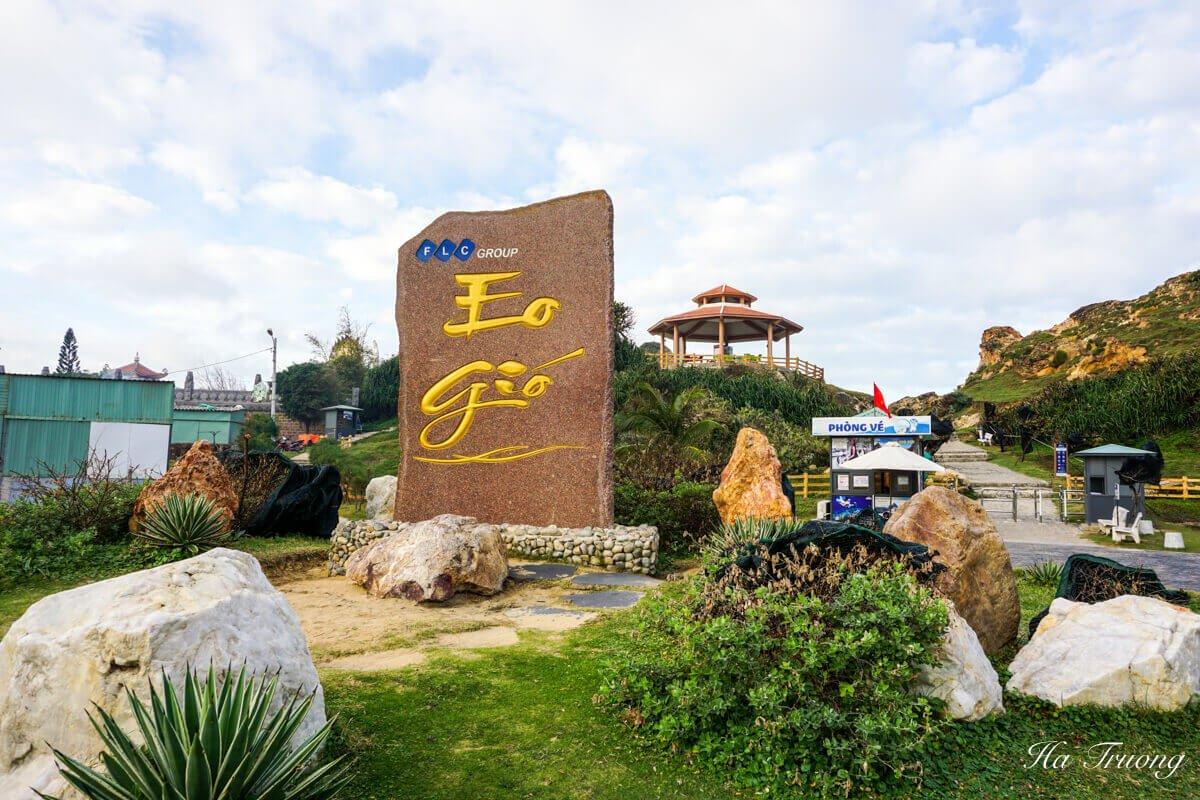 Eo Gio Vietnam gate