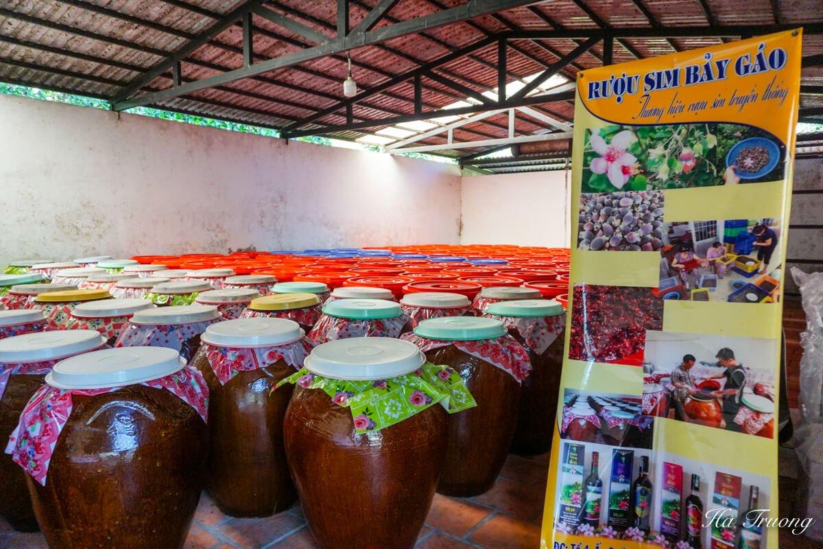 Phu Quoc sim wine Vietnam