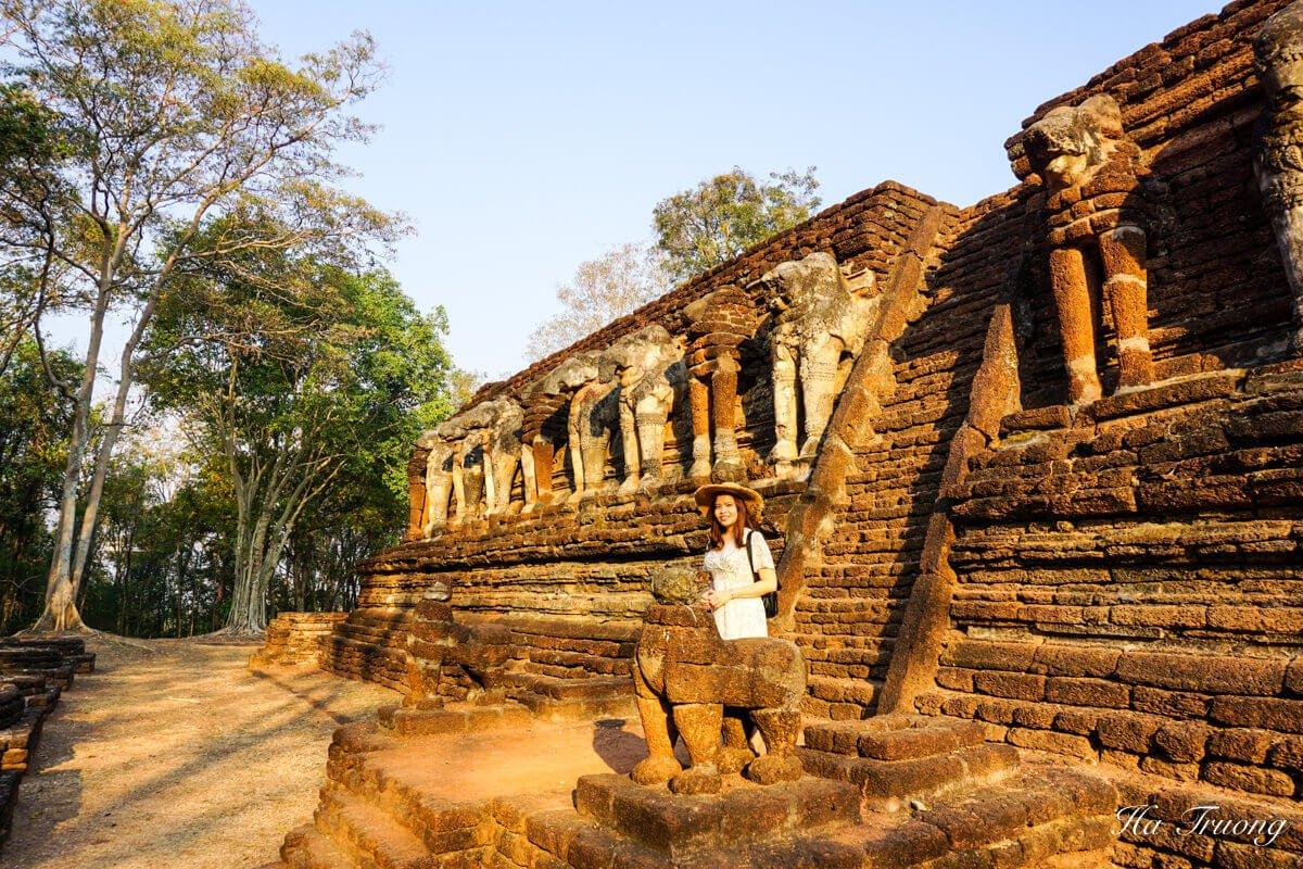 Wat Chang Rop Thailand