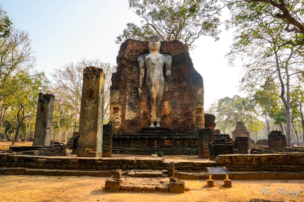 Wat Phra Si Iriyabot Thailand