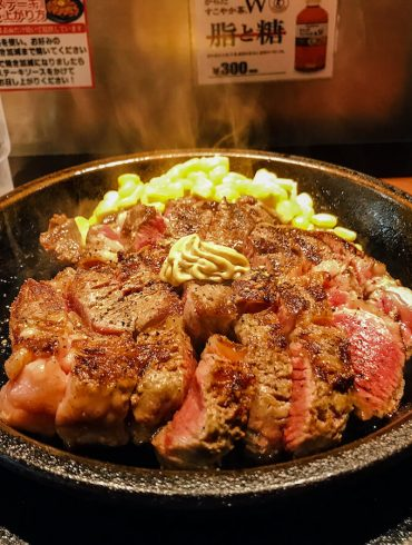 cheap places to eat steak in tokyo japan