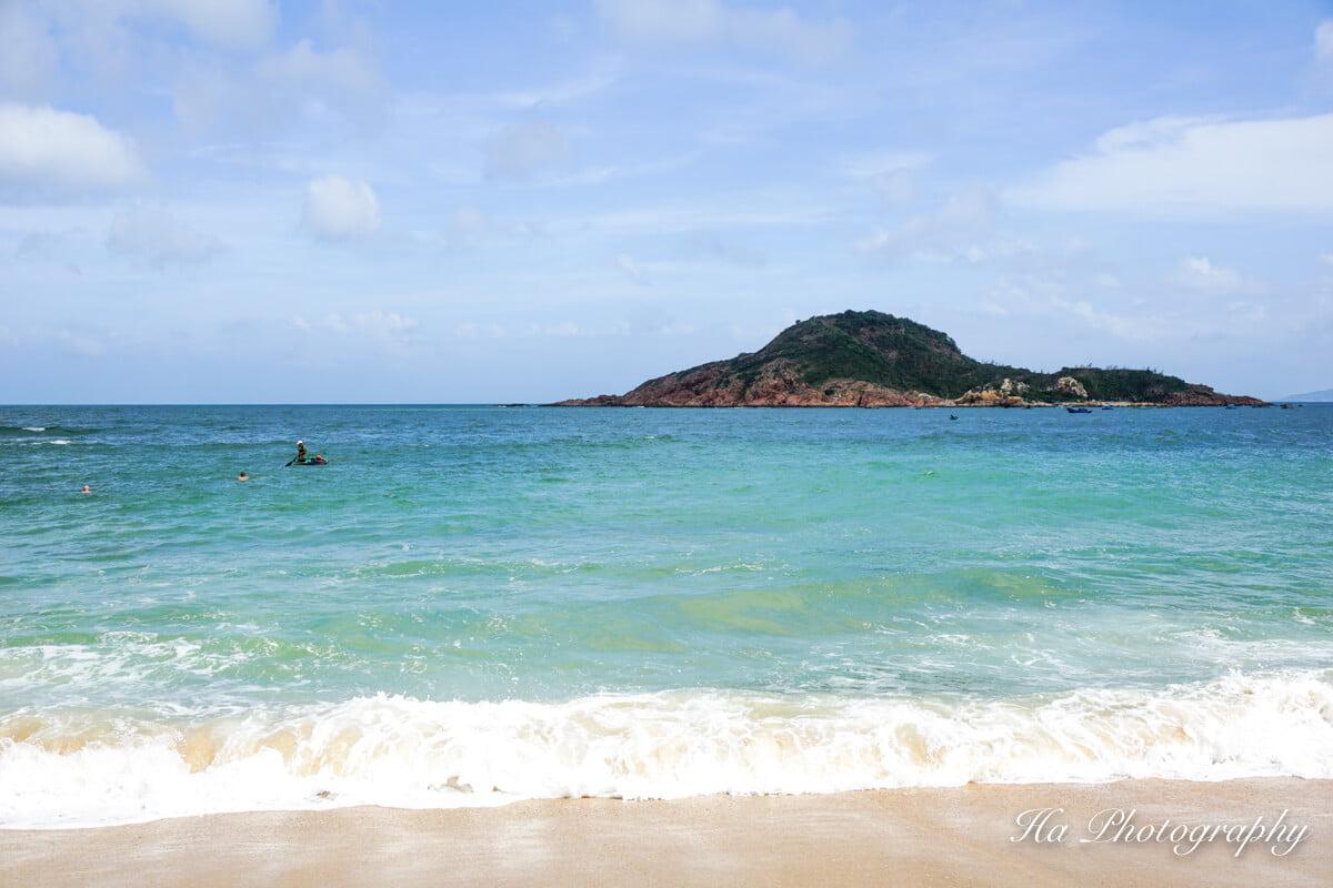 Bai Xep beach Quy Nhon Vietnam