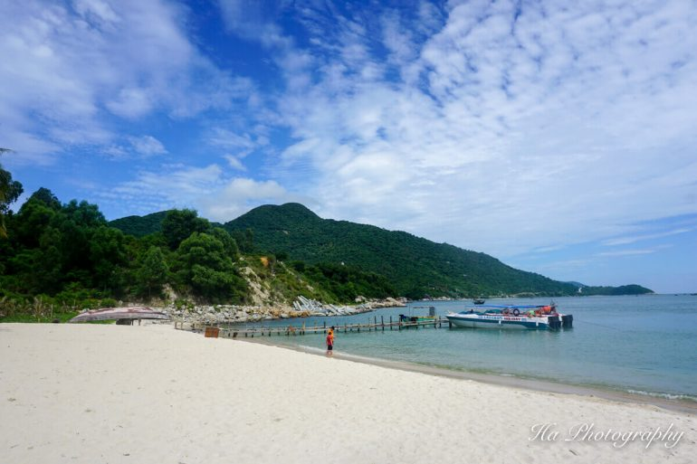Cham islands Vietnam
