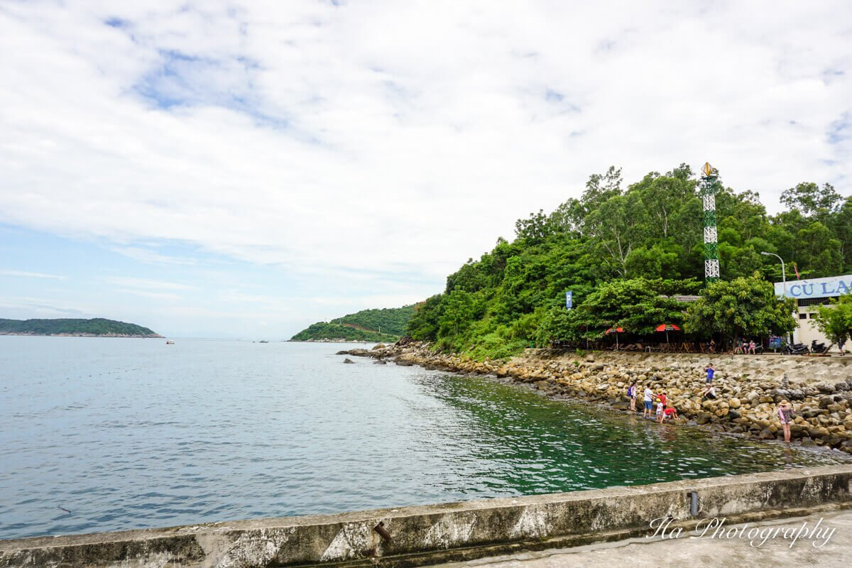 Cu Lao Cham Vietnam view