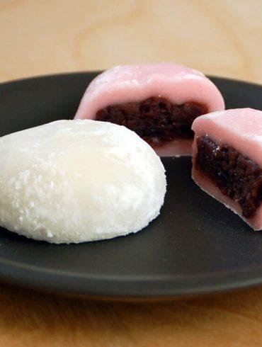 Daifuku Mochi Japanese dessert souvenirs