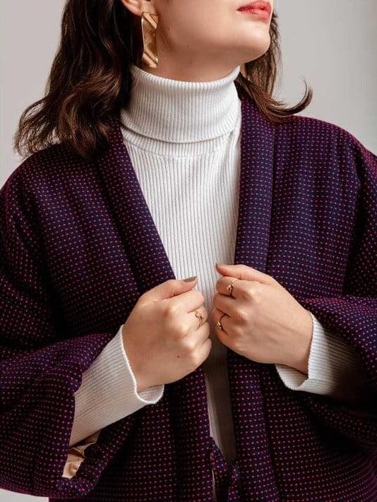 Hanten jacket Japanese gifts