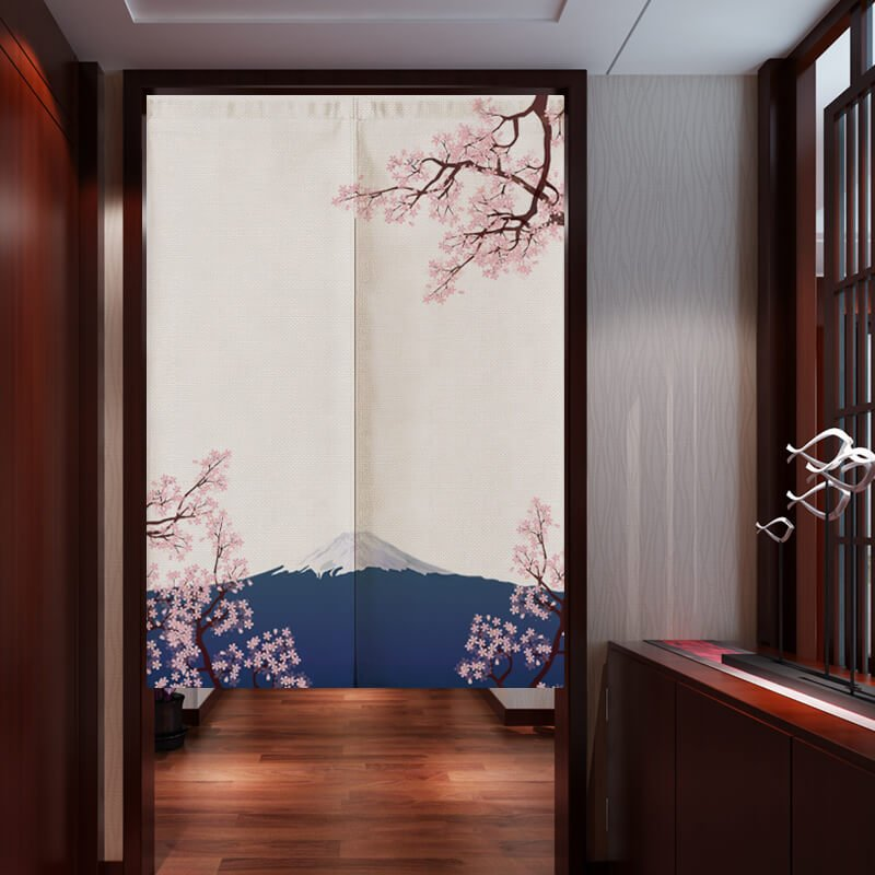 Japanese Noren curtains souvenirs from Japan