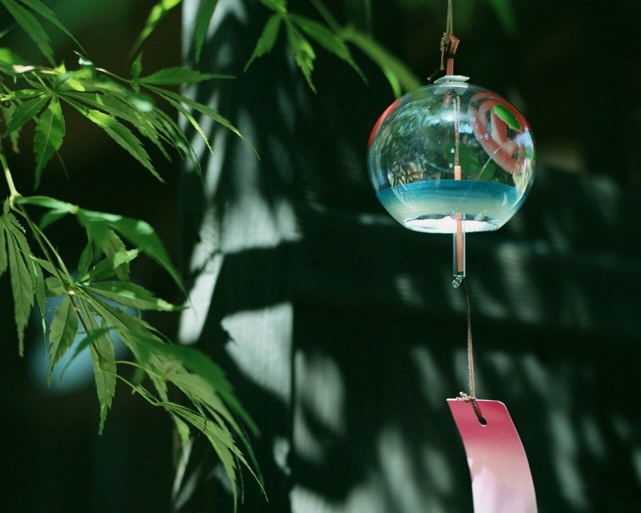 Japanese wind chimes things to buy in Japan