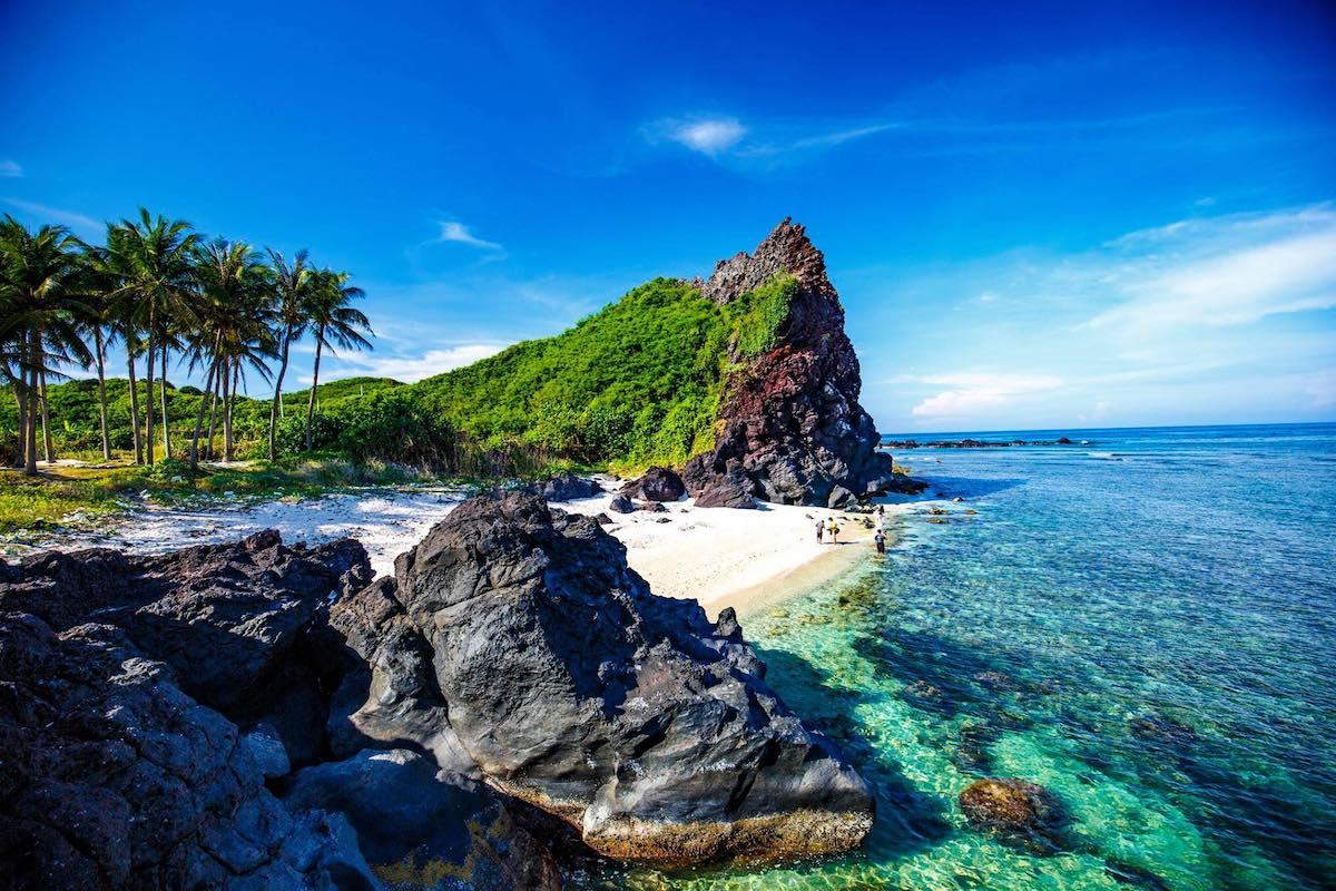 Ly Son island Vietnam