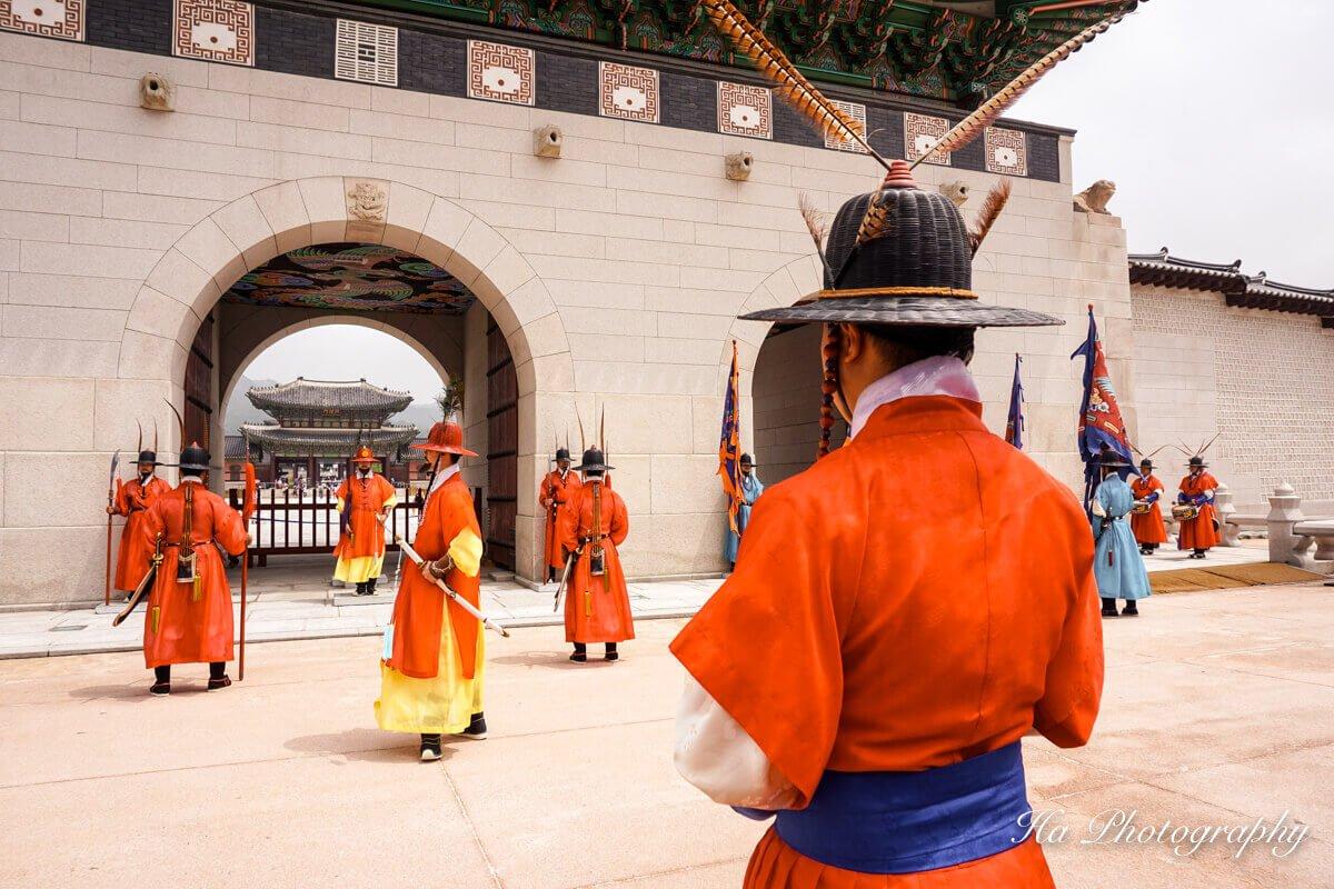 Seoul Korea Palace