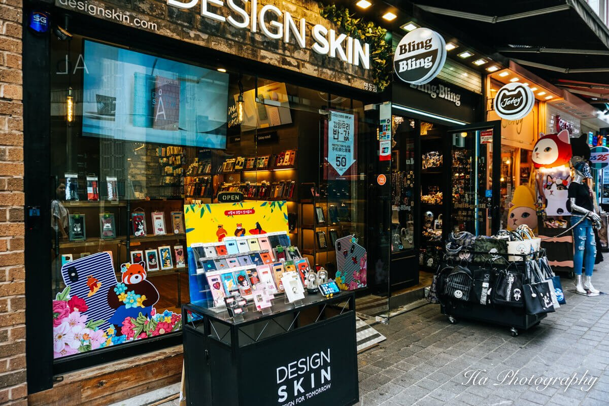 best things to do in Seoul South Korea shopping
