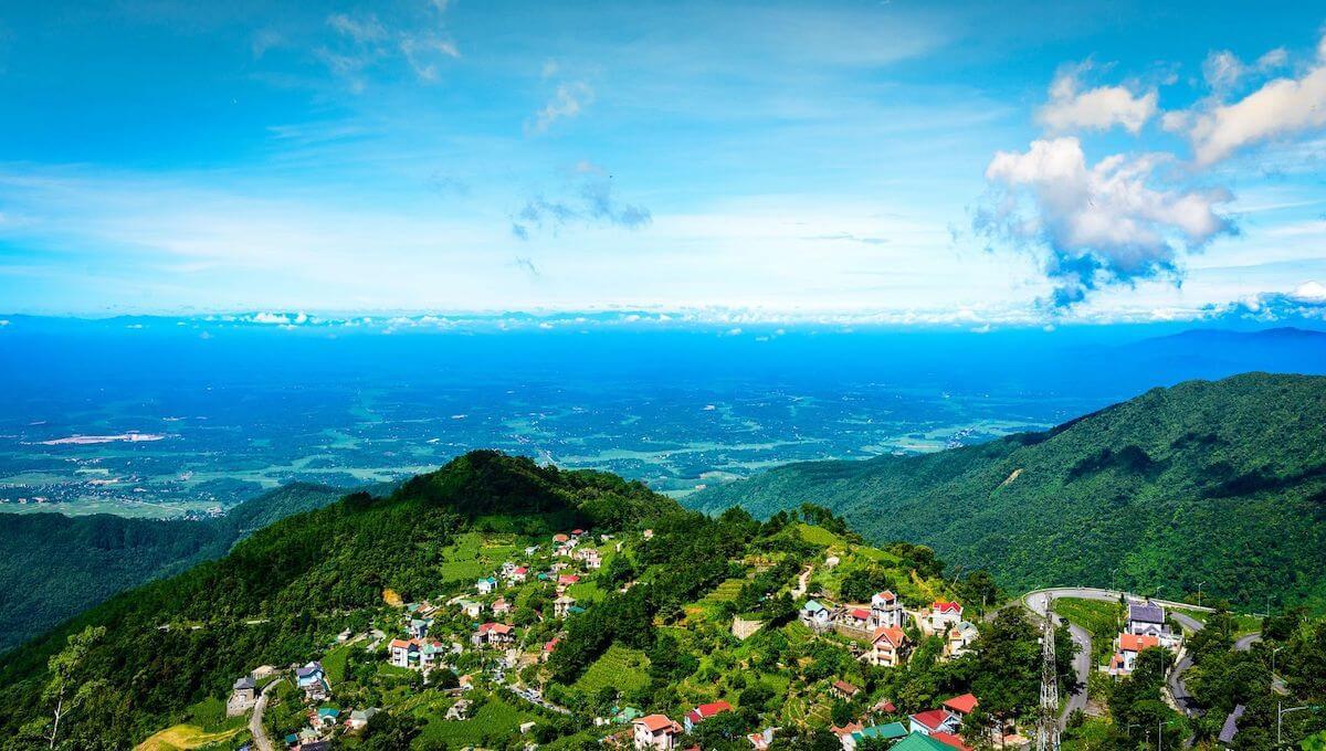 Tam Dao Vietnam