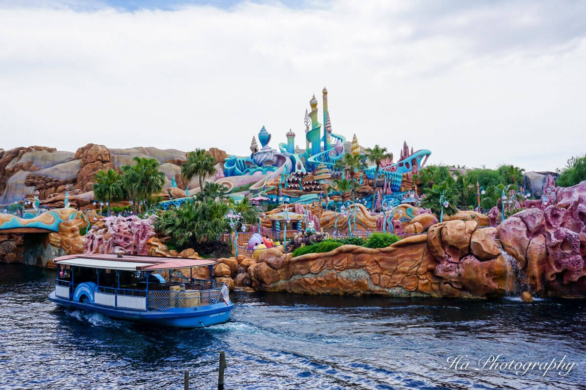 Disney Mermaid Lagoon