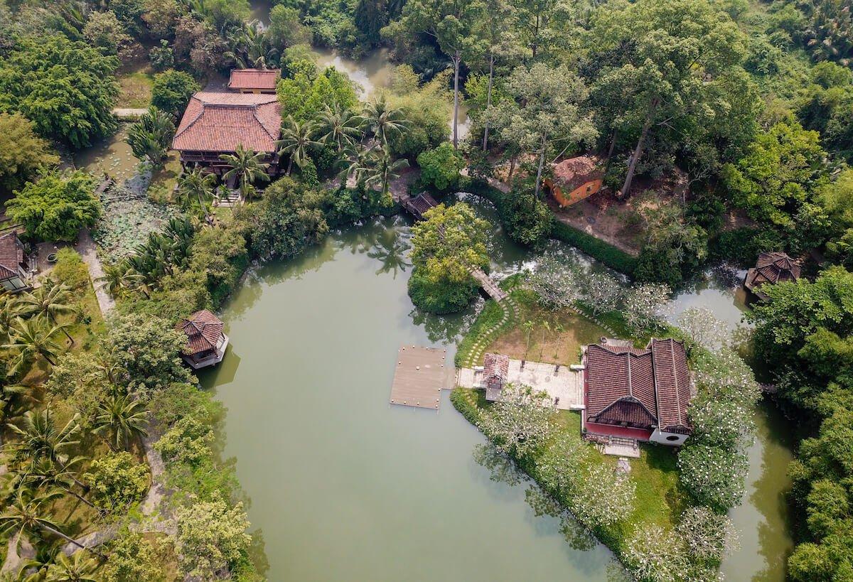 Ao Dai Museum Vietnam architecture
