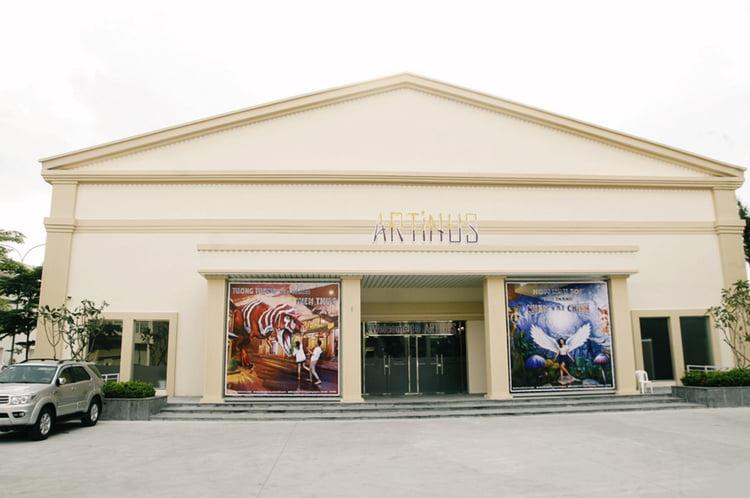 Artinus 3D Art Museum Saigon Vietnam