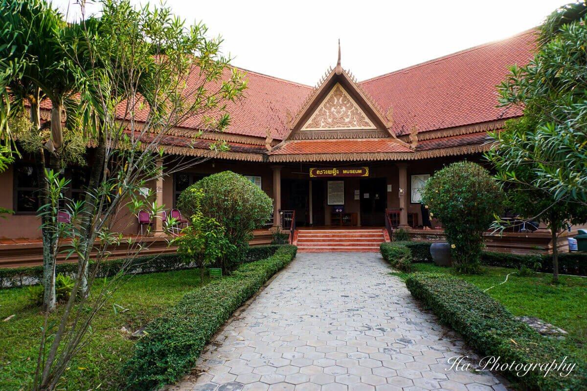 Cheung Ek genocide museum