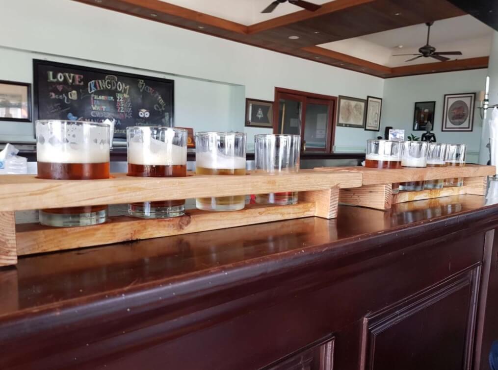 beer tasting Phnom Penh Cambodia