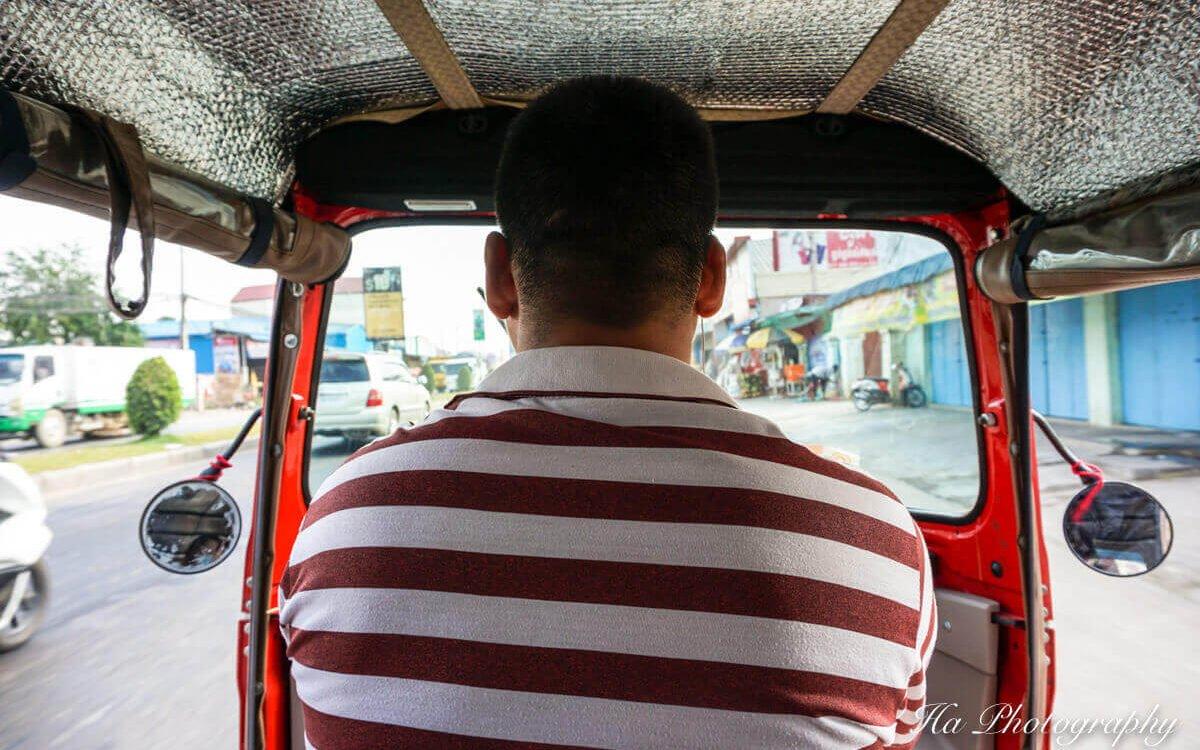 tuk-tuk in Cambodia guide
