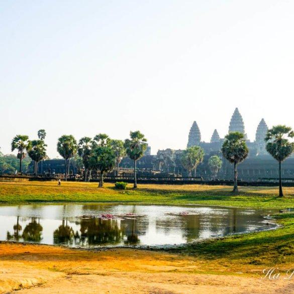 Angkor Wat Siem Reap Cambodia travel guide