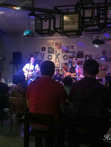 Yoko Live Music Bar Saigon Vietnam